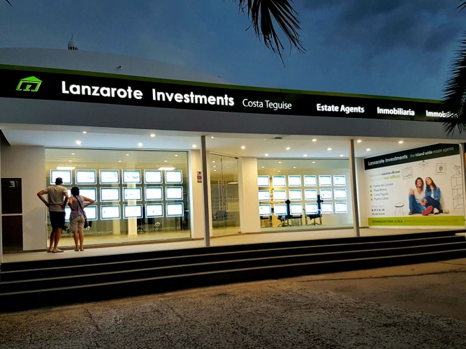 Lanzarote Investments Office