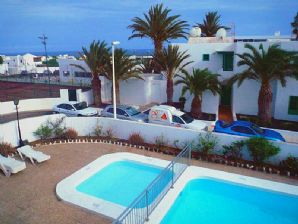 Top floor 1 bedroom apartment in Puerto del Carmen