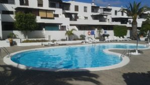 3 bedroom duplex in central Costa Teguise for sale