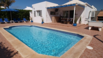 3 bed 2 bath detached villa in exclusive Los Mojones