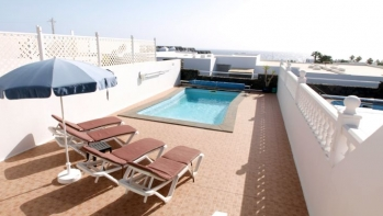 Fantastic villa of 2 bedroom, 2 bathroom with private pool.