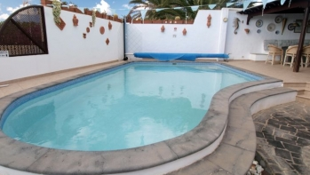 A Fantastic 4 bedroom house in central Puerto Del Carmen