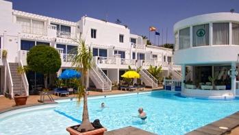Studio-Wohnung mit festem Mietvertrag in Puerto del Carmen