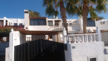 Two bedroom duplex for sale with sea views close to the beach in Puerto del Carmen