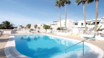 Spacious two bedroom apartment with fantastic sea views in Matagorda for sale