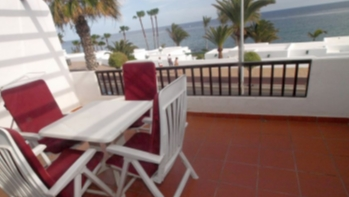 Stunning front line apartment with sea views on the main Avenida in Puerto del Carmen