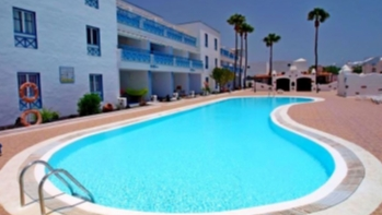 One bedroom apartment for sale, with sea views next to the beach in Puerto del Carmen