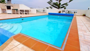 A 3 bedroom detached villa with pool and sea views in Tias, for sale