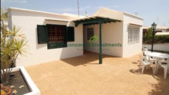2 Bedroom detached villa in Puerto del Carmen