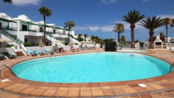 One bedroom Apartment in sought after complex in Puerto del Carmen