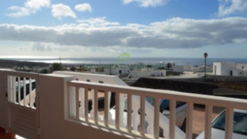 Three Bedroom Apartment in Tias with Sea Views