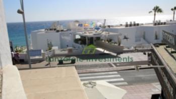 Apartment in erster Meereslinie im Herzen von Puerto del Carmen