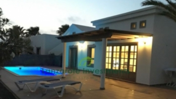 Lovely 2 Bedroom Villa in the South of Playa Blanca