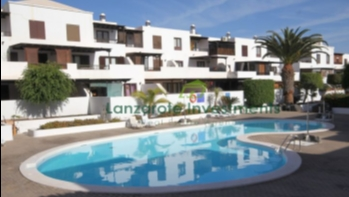 Wonderful 3 Bedroom Duplex with a Communal Pool in Costa Teguise