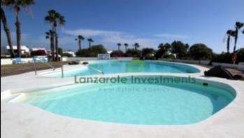 Spacious and attractive two-bedroom villa for sale in the quiet location of Las Villas.