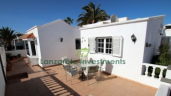 3 Bed 2 Bath Detached Villa Close to the Beach in Puerto del Carmen