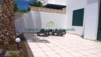 2-Zimmer-Appartment in günstiger Lage mit Meerblick in Puerto del Carmen