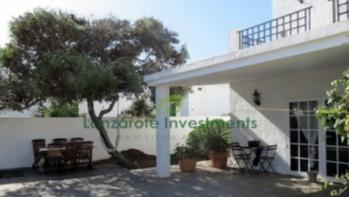 Schöne Villa in El Islote, die Hitze der Vulkaninsel