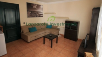 Top Floor Apartment on a complex in Costa Teguise
