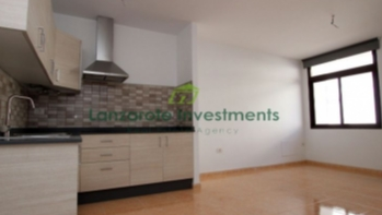 Refurbished, Two Bedroom Apartment in Arrecife