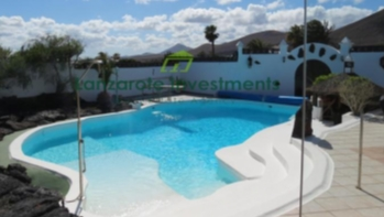 Spectacular 4 Bedroom Villa with Stables and Sea Views for sale in Tahiche