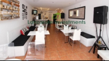 Café Bar for Leasehold in the Old Town Puerto del Carmen
