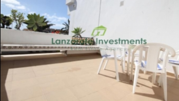 Lovely 2 Bedroom Apartment With Sea Views in Los Molinos Complex