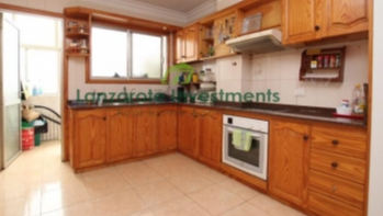 Spacious Top Floor Apartment With Balcony For Sale in Arrecife