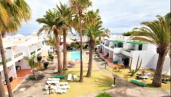 1 Schlafzimmer Dachgeschosswohnung auf einer Frontlinie Komplex zum Verkauf in Puerto del Carmen