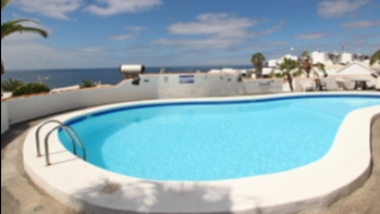 Villa with sensational sea views in the Old town of Puerto Del Carmen