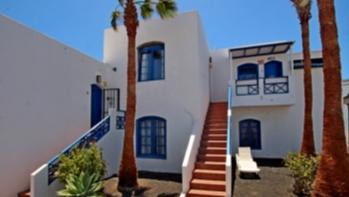 Dachgeschoss 1-Zimmer-Wohnung mit herrlichem Meerblick zum Verkauf in Puerto del Carmen