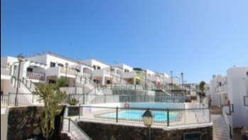 1 bedroom Apartment in a gated complex for sale in Puerto del Carmen