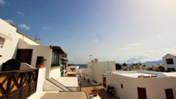 2 Bedroom top floor apartment for sale in Puerto del Carmen