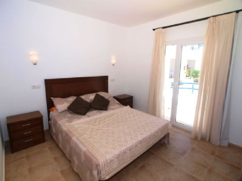 1 Bedroom Apartment with 2 terraces -  Matagorda