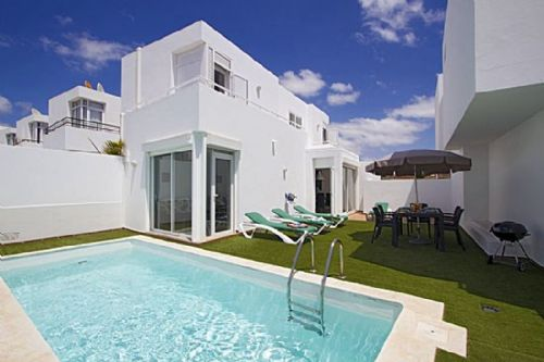 4 Bedroom Villa and private pool - Puerto del Carmen