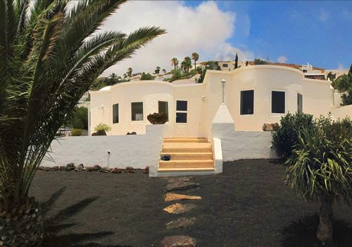 3 bedroom villa with amazing views in Nazaret