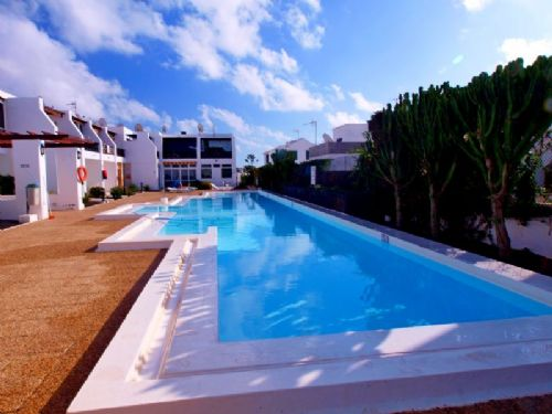 2 bedroom apartment in central Puerto del Carmen