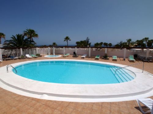 Apartment with sea views in Puerto del Carmen