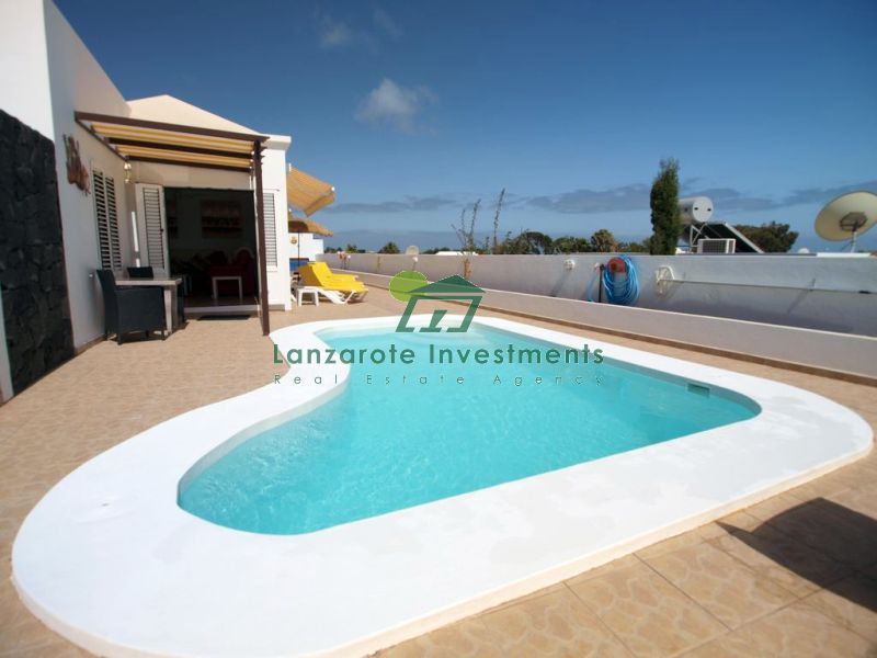 Stunning Three Bedroom Villa With Sea Views