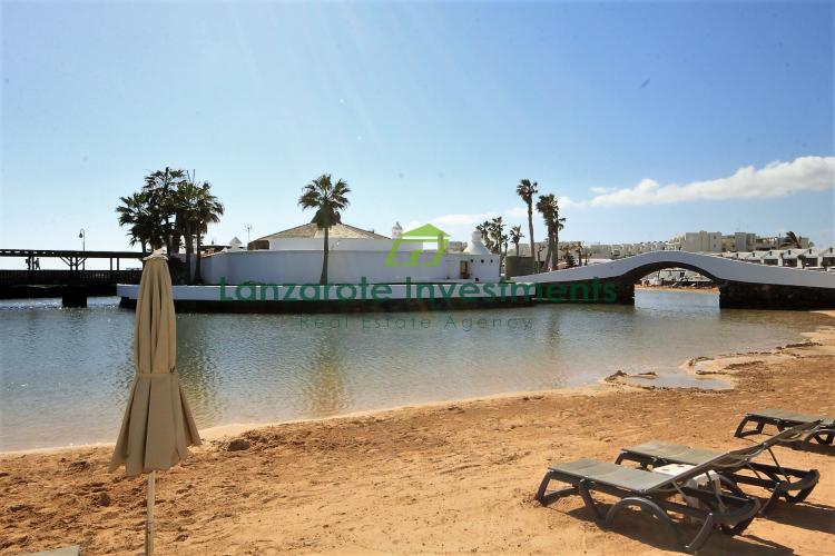 Frontline Apartment in The Most Exclusive Complex in Costa Teguise