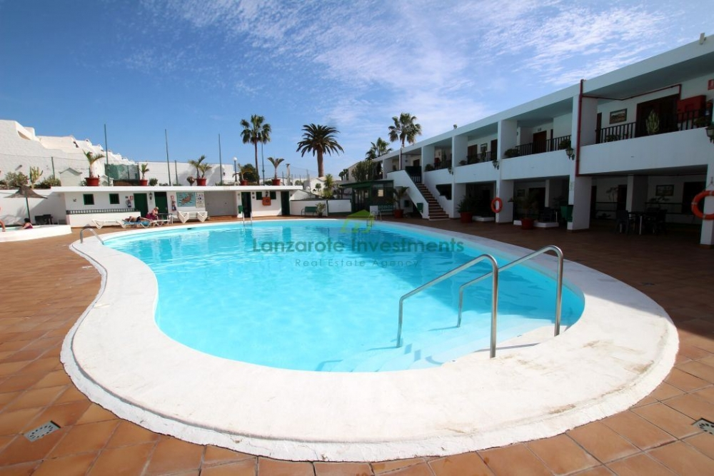 One Bedroom Apartment in the Old Town Puerto del Carmen
