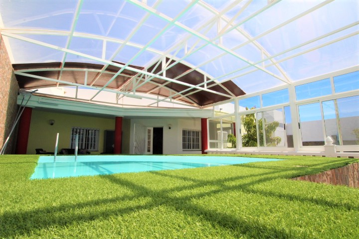3 Bedroom villa with stunning views and private pool for sale in Guime