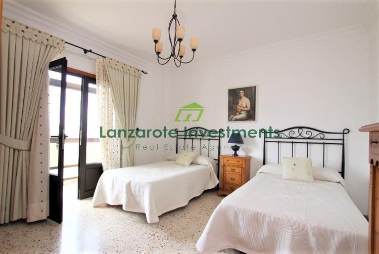 3 Bedroom Apartment With Roof Terrace For Sale in Central Arrecife