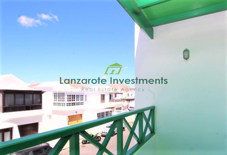 2 Bedroom Top Floor Apartment For Sale in Playa Honda