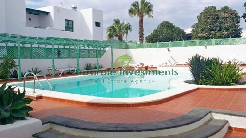 Fully Refurbished Studio Apartment In Central Puerto Del Carmen