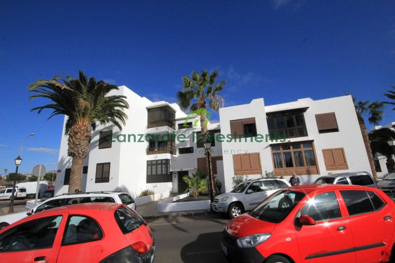 4 bedroom apartment in a great location of Arrecife