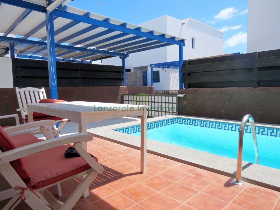 Beautiful Villa within walking distance to the Marina in Playa Blanca