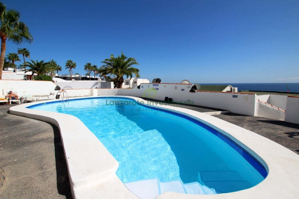 Three Bedroom Detached Villa with Sea Views in Puerto del Carmen