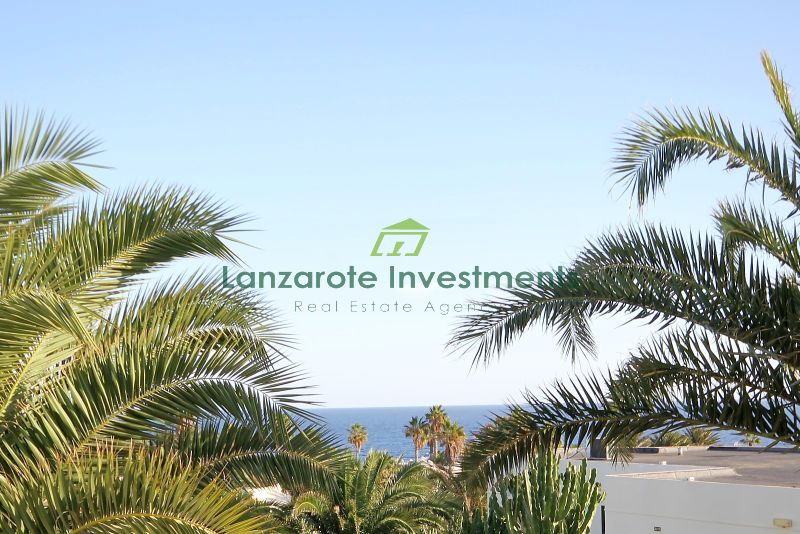 Two Bedroom, 2 Bathroom Apartment in Costa Teguise
