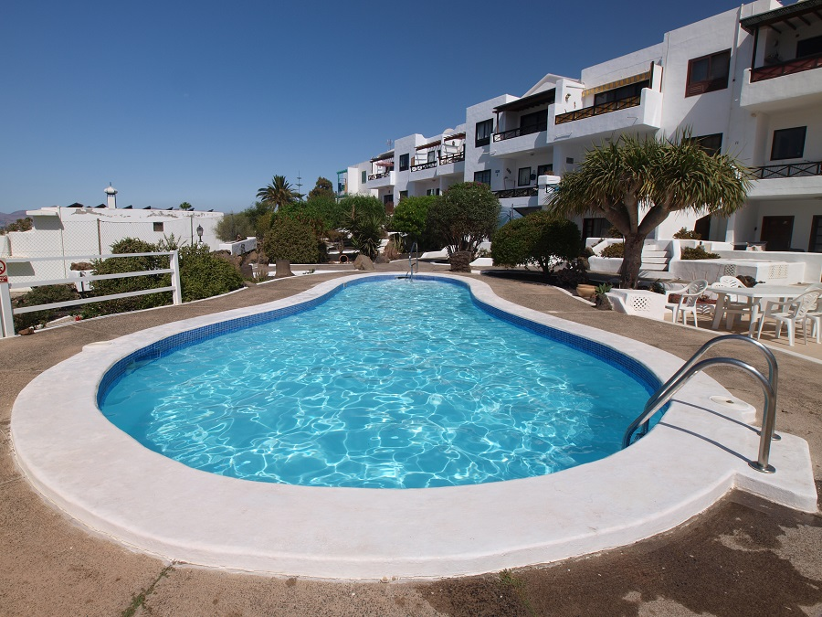 2/3 bedroom apartment, sea view in Puerto del Carmen